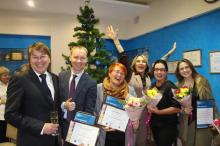 24 декабря 2019 состоялось награждение экспертов нашего агентства - Алексея Деткина и Марины Петряевой в Пермской торгово-промышленной палате. За этот год мы совместно реализовали несколько проектов и укрепили наше пермское hr-сообщество.